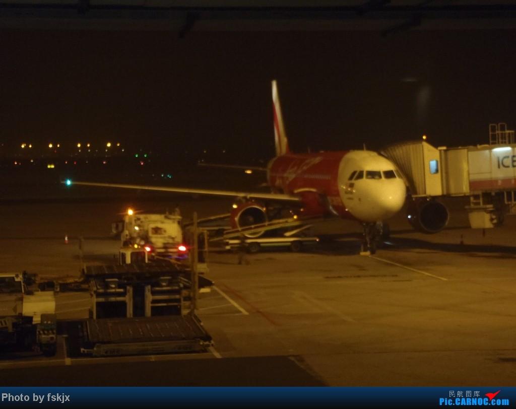 Re:[原创]【fskjx的飞行游记】亚航沙巴浮潜之旅 AIRBUS A320-200 9M-AFZ 中国广州白云机场
