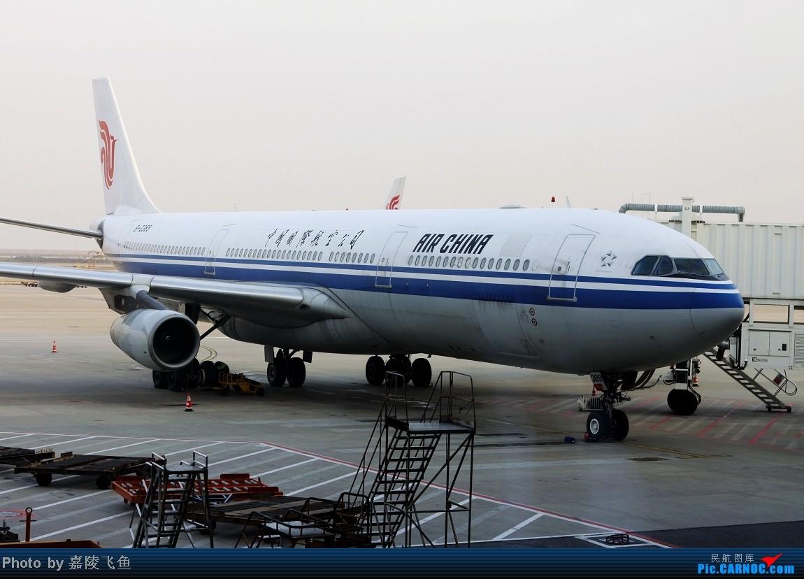Re:[原创]PVG:凤凰的6架A340,一天里就拍到了4架 AIRBUS A340-300 B-2389 中国上海浦东机场