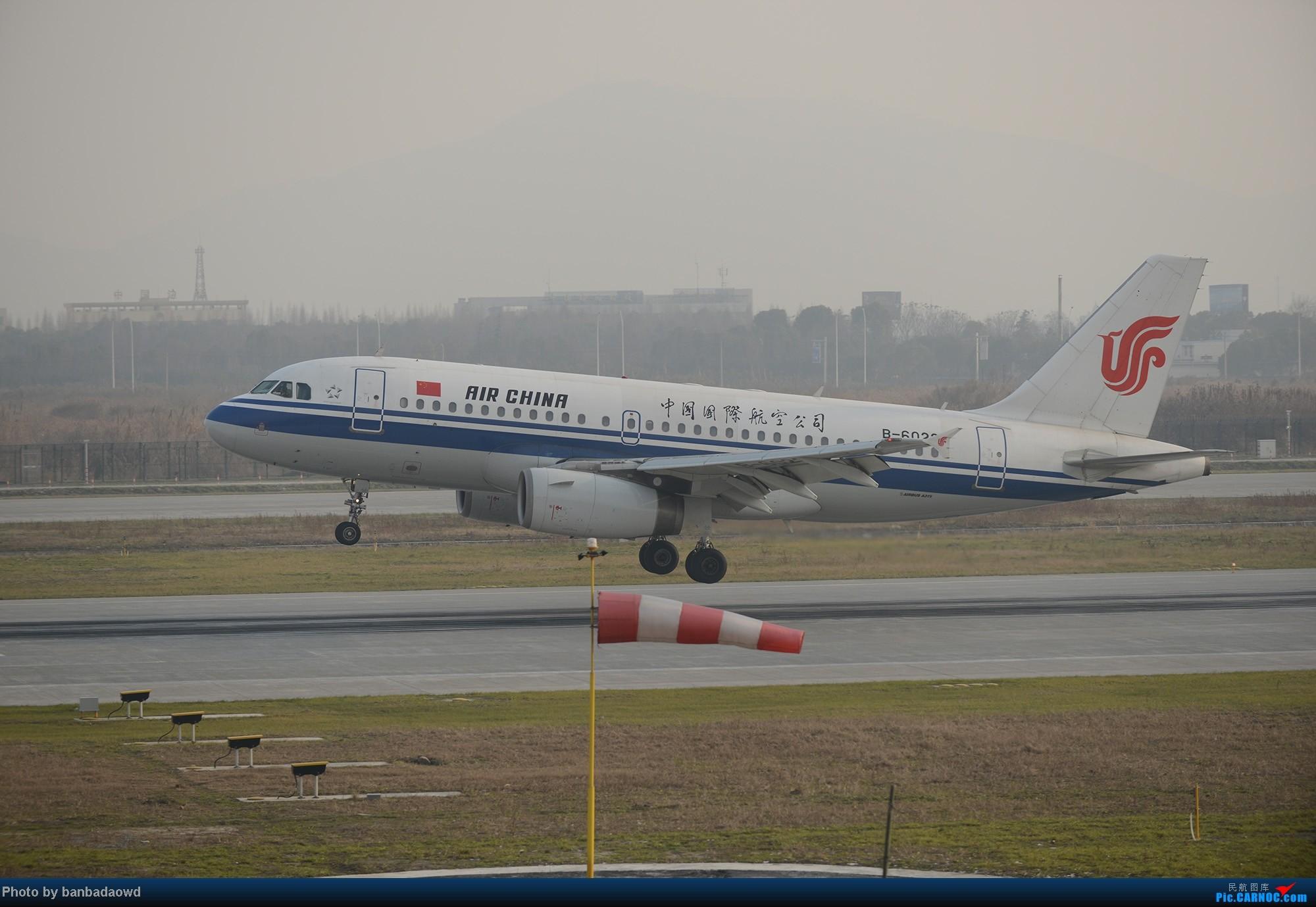 [原创]杭州机场2号跑到神机位 AIRBUS A319-100 B-6022 杭州