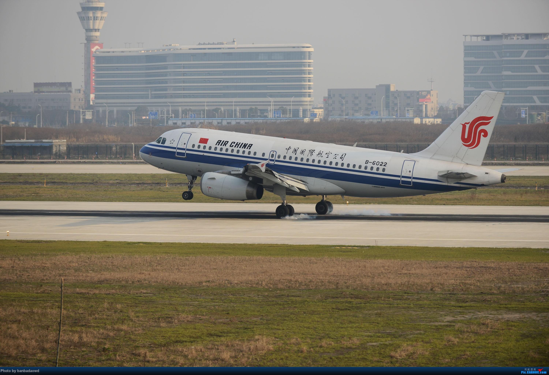 Re:[原创]杭州机场2号跑到神机位 AIRBUS A319-100 B-6022 杭州