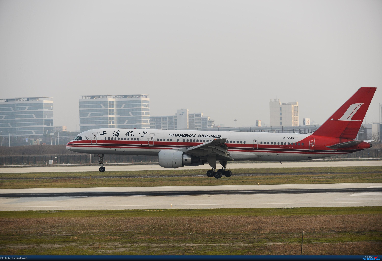Re:[原创]杭州机场2号跑到神机位 BOEING 757-200 B-2858 杭州