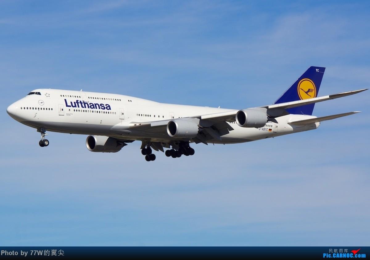 Re:[LAX]汉莎747-8 多图 起飞 降落大图 BOEING 747-830 D-ABYC 美国洛杉矶机场