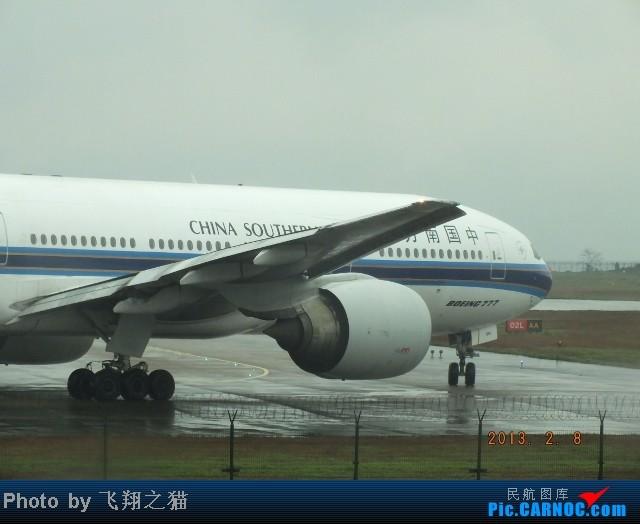 [原创]CKG春运集锦3之繁忙的CKG BOEING 777-200 B-2051 重庆江北国际机场