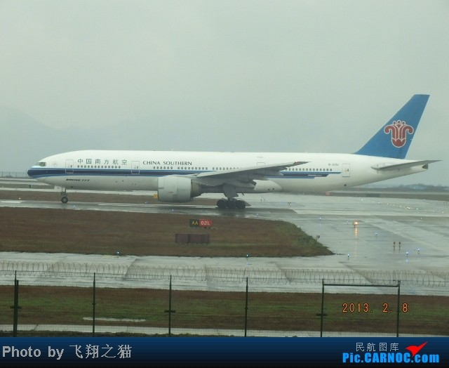 Re:[原创]CKG春运集锦3之繁忙的CKG BOEING 777-200 B-2051 重庆江北国际机场