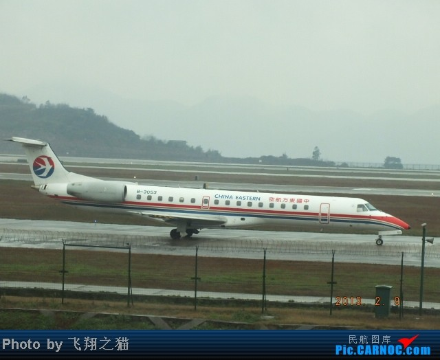 Re:[原创]CKG春运集锦3之繁忙的CKG ERJ145 B-3053 重庆江北国际机场