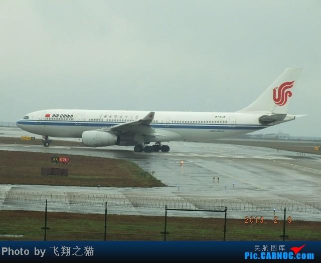Re:[原创]CKG春运集锦3之繁忙的CKG AIRBUS A330-200 B-6115 重庆江北国际机场