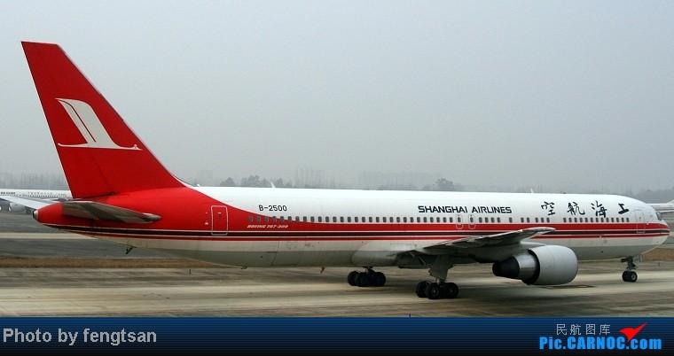 Re:[原创]【成都飞友会】部分记录20130206的CTU联邦快递MD11国泰 74F和国航77W等 BOEING 767-300 B-2500 中国成都双流机场