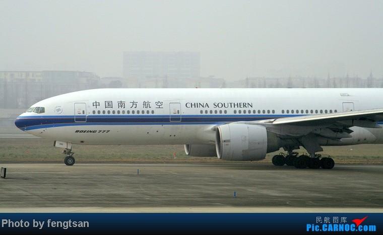 Re:[原创]【成都飞友会】部分记录20130206的CTU联邦快递MD11国泰 74F和国航77W等 BOEING 777-200 B-2052 中国成都双流机场
