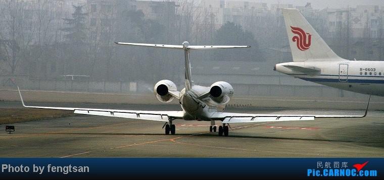 Re:[原创]【成都飞友会】部分记录20130206的CTU联邦快递MD11国泰 74F和国航77W等 GULFSTREAM B-8157 中国成都双流机场