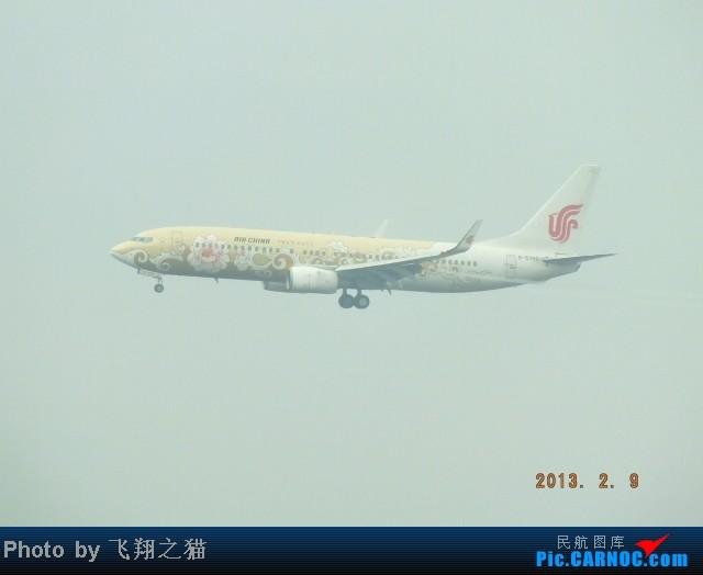 Re:[原创]CKG春运集锦3之繁忙的CKG BOEING 737-800 B-5390 重庆江北国际机场