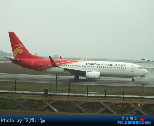 Re:[原创]CKG春运集锦3之繁忙的CKG BOEING 737-800 B-5670 重庆江北国际机场