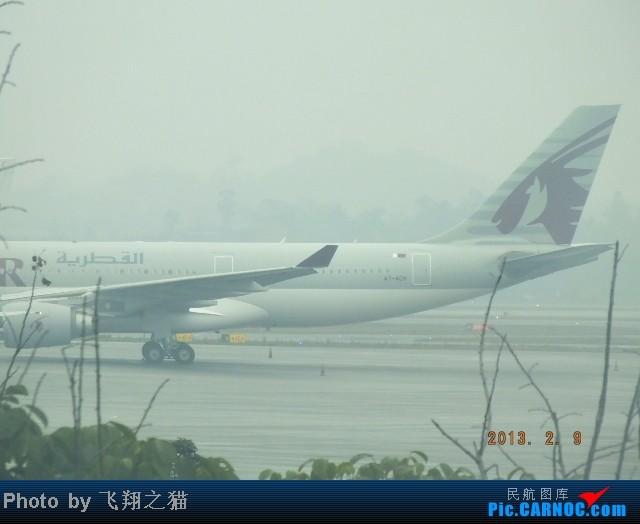Re:[原创]CKG春运集锦3之繁忙的CKG AIRBUS A330-200 A7-ACH 重庆江北国际机场