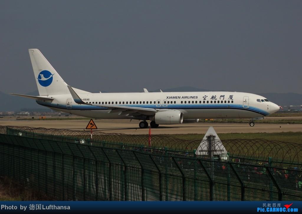 Re:[原创]今日广州白云机场随拍飞机 BOEING 737-800 B-5595 广州白云机场