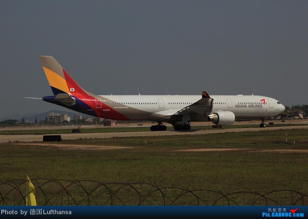 Re:[原创]今日广州白云机场随拍飞机 AIRBUS A330-300 HL8259