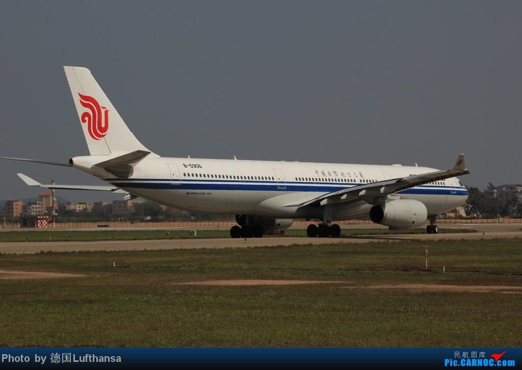 Re:[原创]今日广州白云机场随拍飞机 AIRBUS A330-300 B-5906 中国广州白云机场
