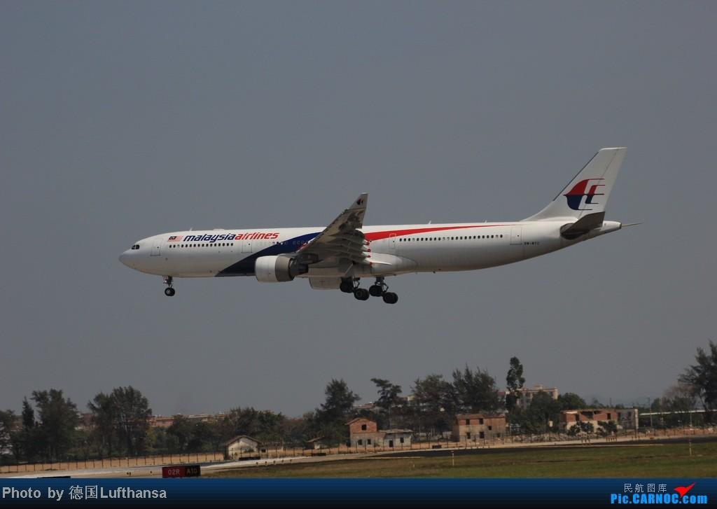 Re:[原创]今日广州白云机场随拍飞机 AIRBUS A330-300 9M-MTC