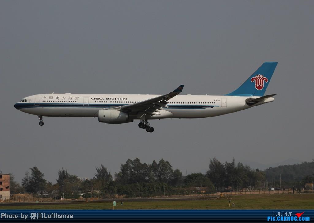 Re:[原创]今日广州白云机场随拍飞机 AIRBUS A330-300 B-6501 中国广州白云机场