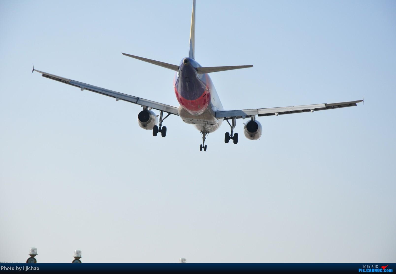 Re:[原创]沈阳桃仙机场跑道尽头随拍 AIRBUS A320 HL7776 中国沈阳桃仙机场