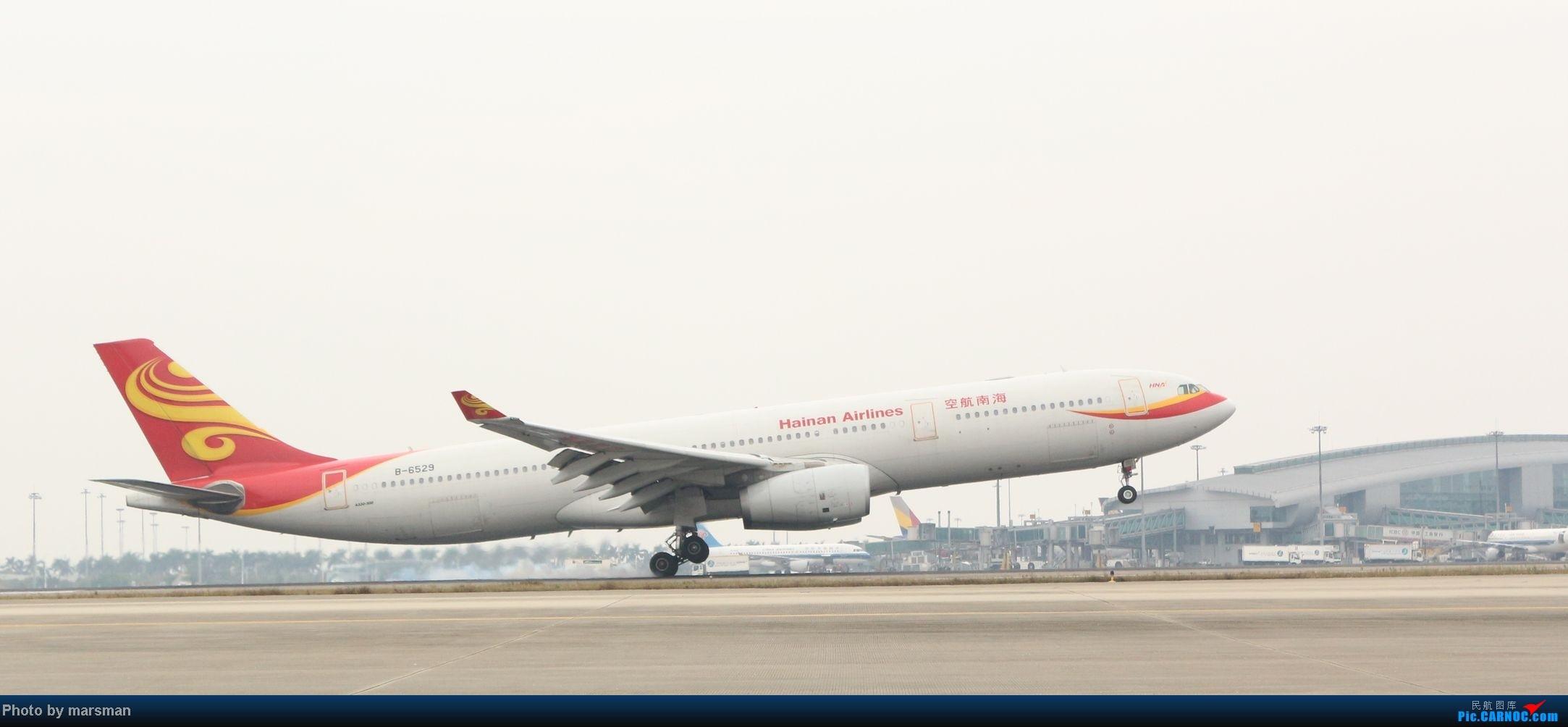Re:[原创]广州白云机场第一次作业及新手入门简明指南 AIRBUS A330-300 B-6529 中国广州白云机场