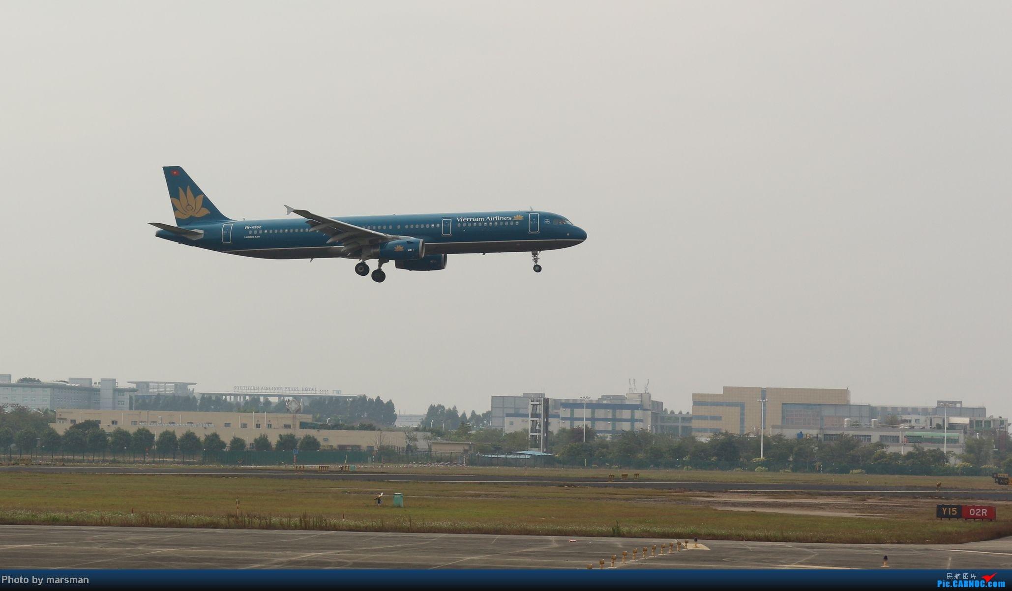 Re:[原创]广州白云机场第一次作业及新手入门简明指南 AIRBUS A321 VN-A362 CAN
