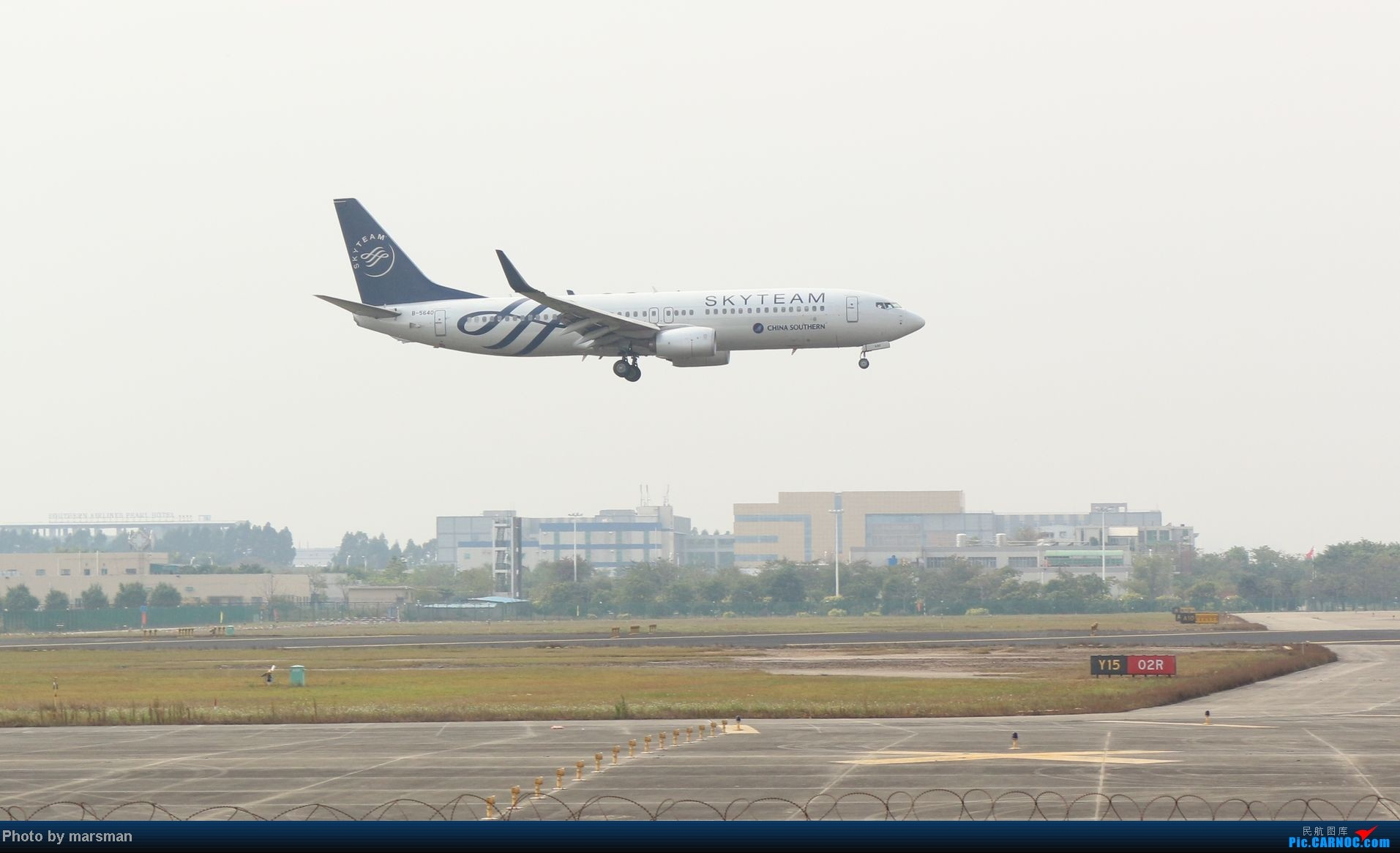 Re:[原创]广州白云机场第一次作业及新手入门简明指南 BOEING 737-800 B-5640 中国广州白云机场
