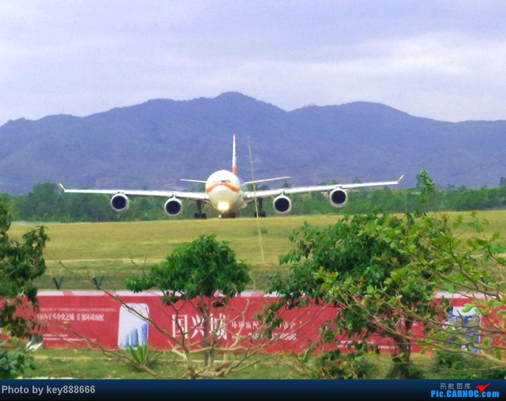 Re:[原创]SYX有好货,可惜被我毁了,呜呜呜....    中国三亚凤凰机场