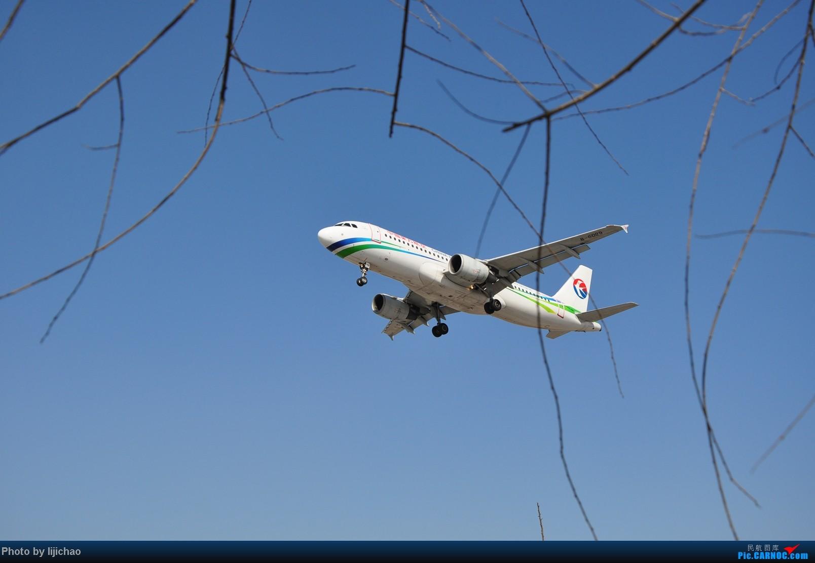 Re:[原创]【SHE】沈阳桃仙机场跑道尽头随拍 AIRBUS A320-200 B-6029