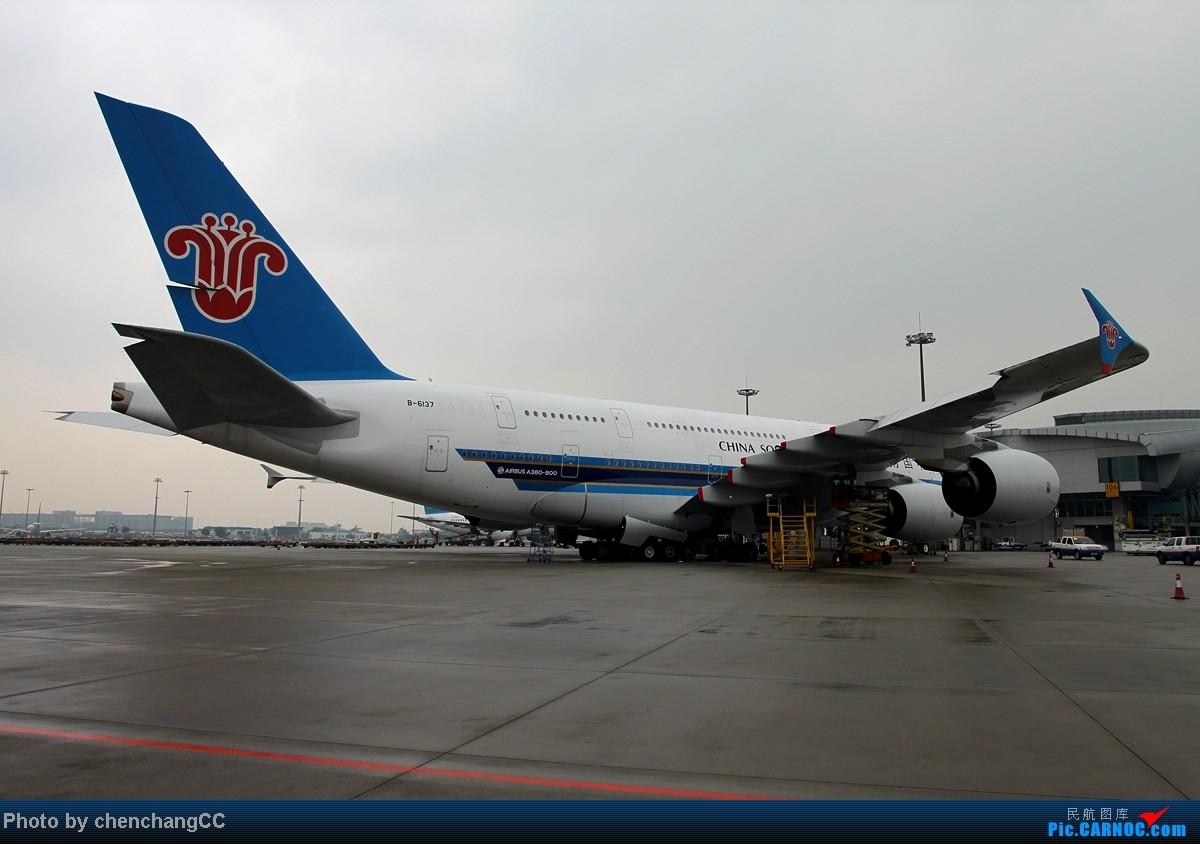Re:[原创]【chenchangCC】预热南航A380来昆验证飞行,380组图! AIRBUS A380 B-6137 中国广州白云机场