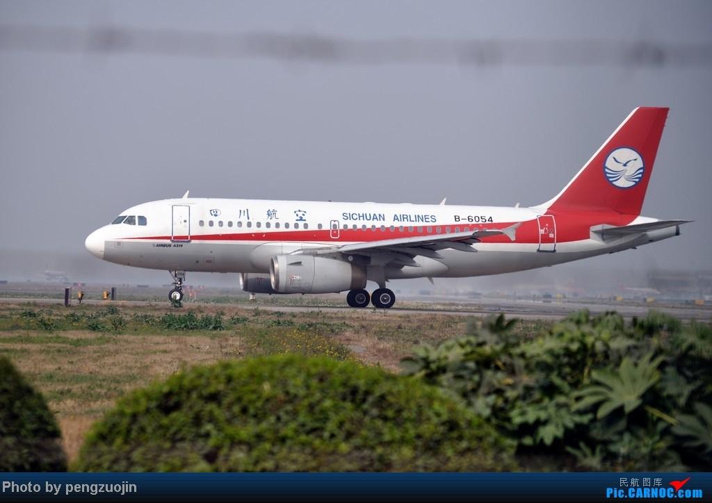 Re:[原创]CTU 大太阳菜花半日游 AIRBUS A319-100 B-6054 CTU