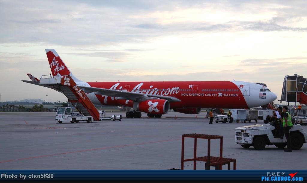 Re:2013大马拍机之旅……有彩绘、有380,飞机多多、惊喜多多! AIRBUS A330-200 9M-XXD 吉隆坡亚航LCCT