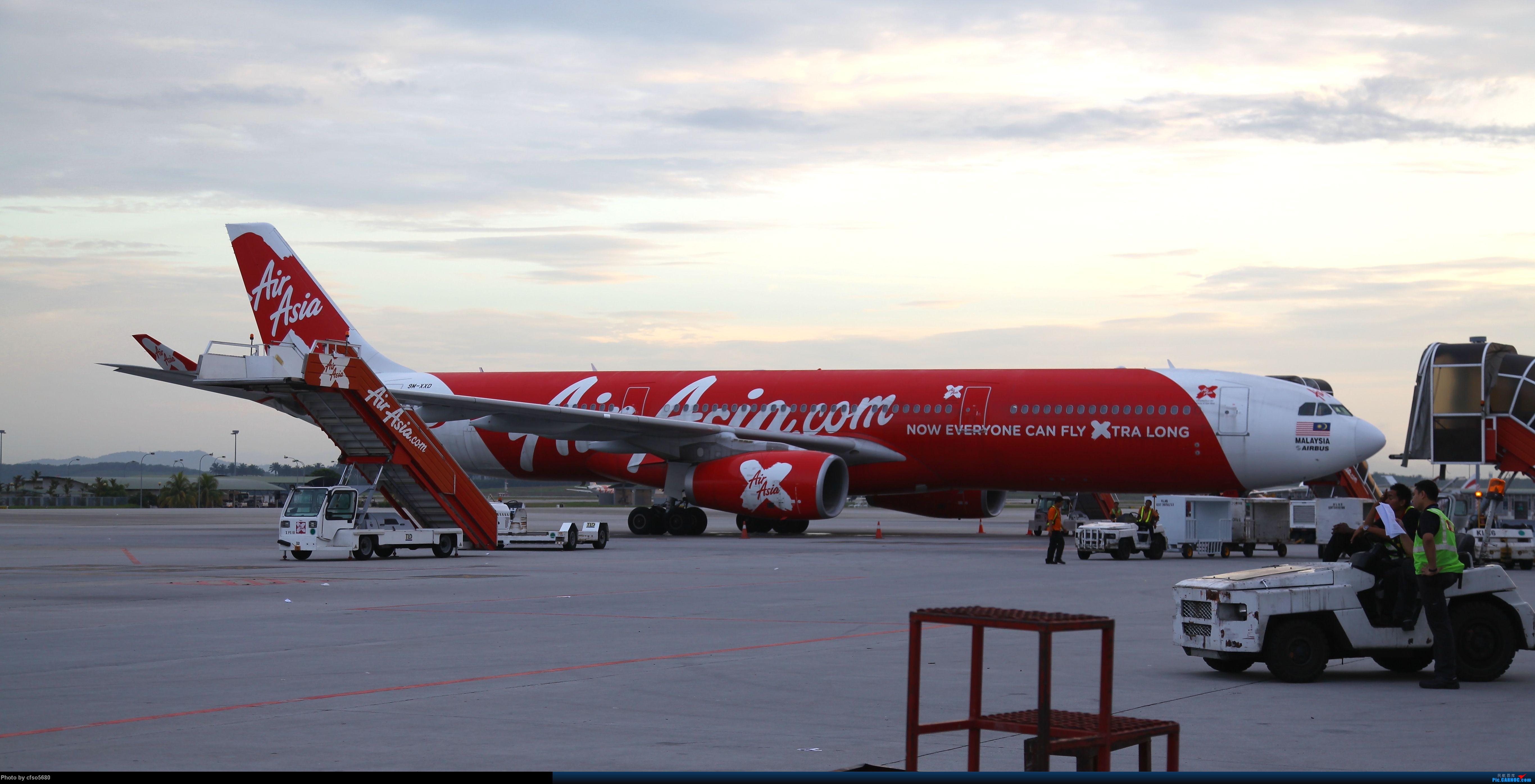 Re:2013大马拍机之旅,有彩绘、有380,飞机多多,惊喜多多。 AIRBUS A330-200 9M-XXD LCCT