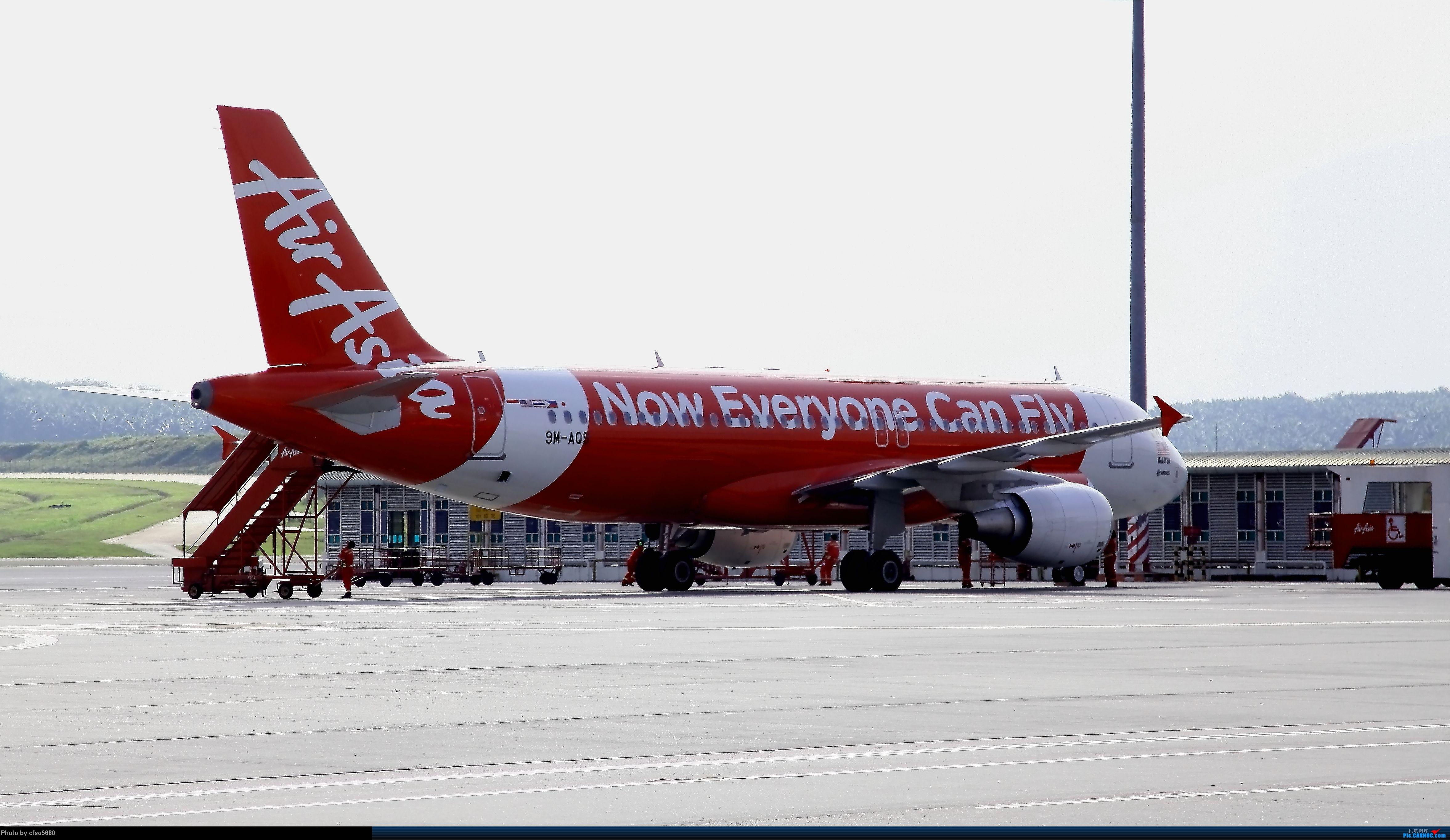 Re:[原创]2013大马拍机之旅,有彩绘、有380,飞机多多,惊喜多多。 AIRBUS A320-200 9M-AQS LCCT