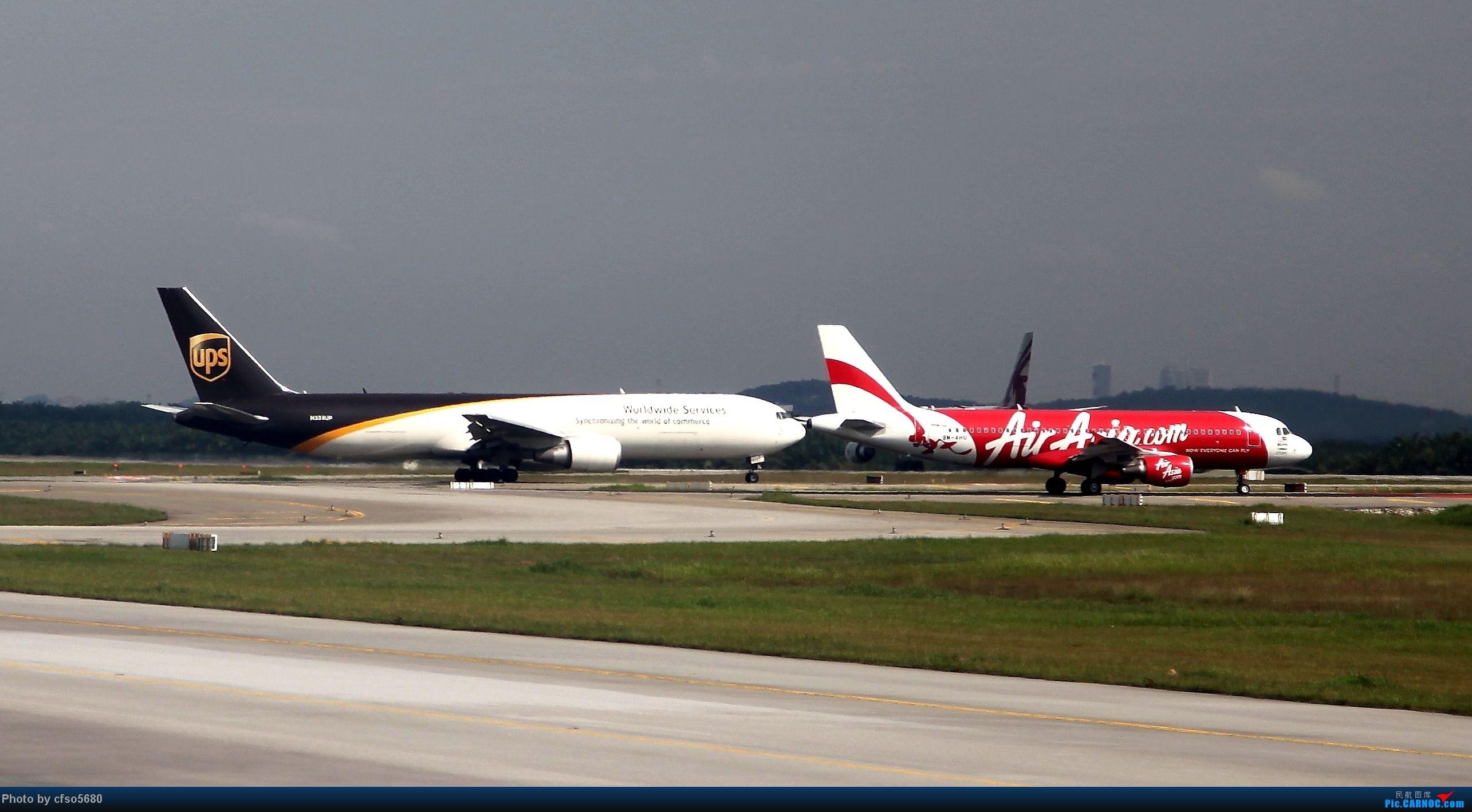 Re:[原创]2013大马拍机之旅,有彩绘、有380,飞机多多,惊喜多多。 BOING767-300  LCCT