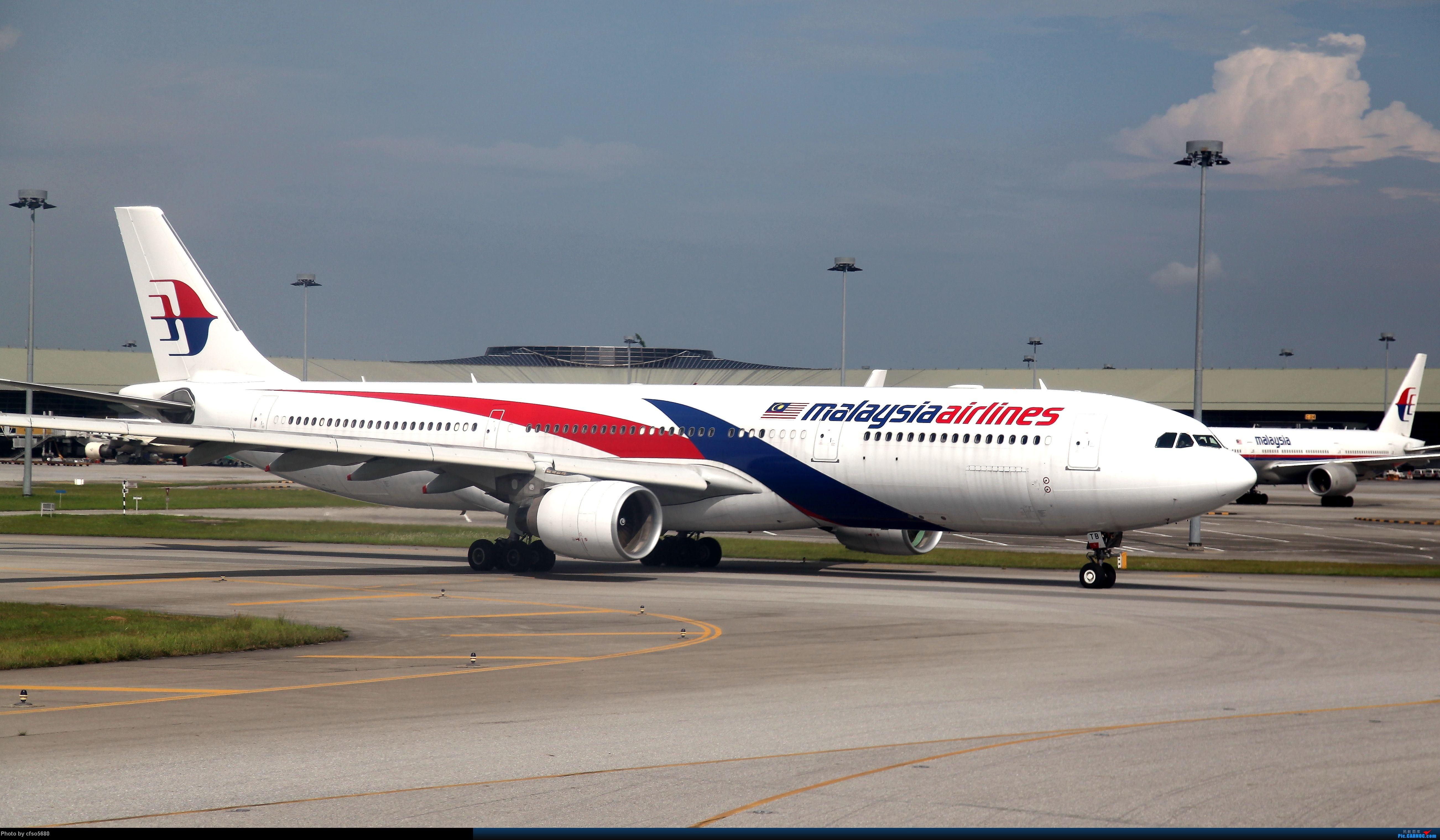 Re:[原创]2013大马拍机之旅,有彩绘、有380,飞机多多,惊喜多多。 AIRBUS A330-300  LCCT