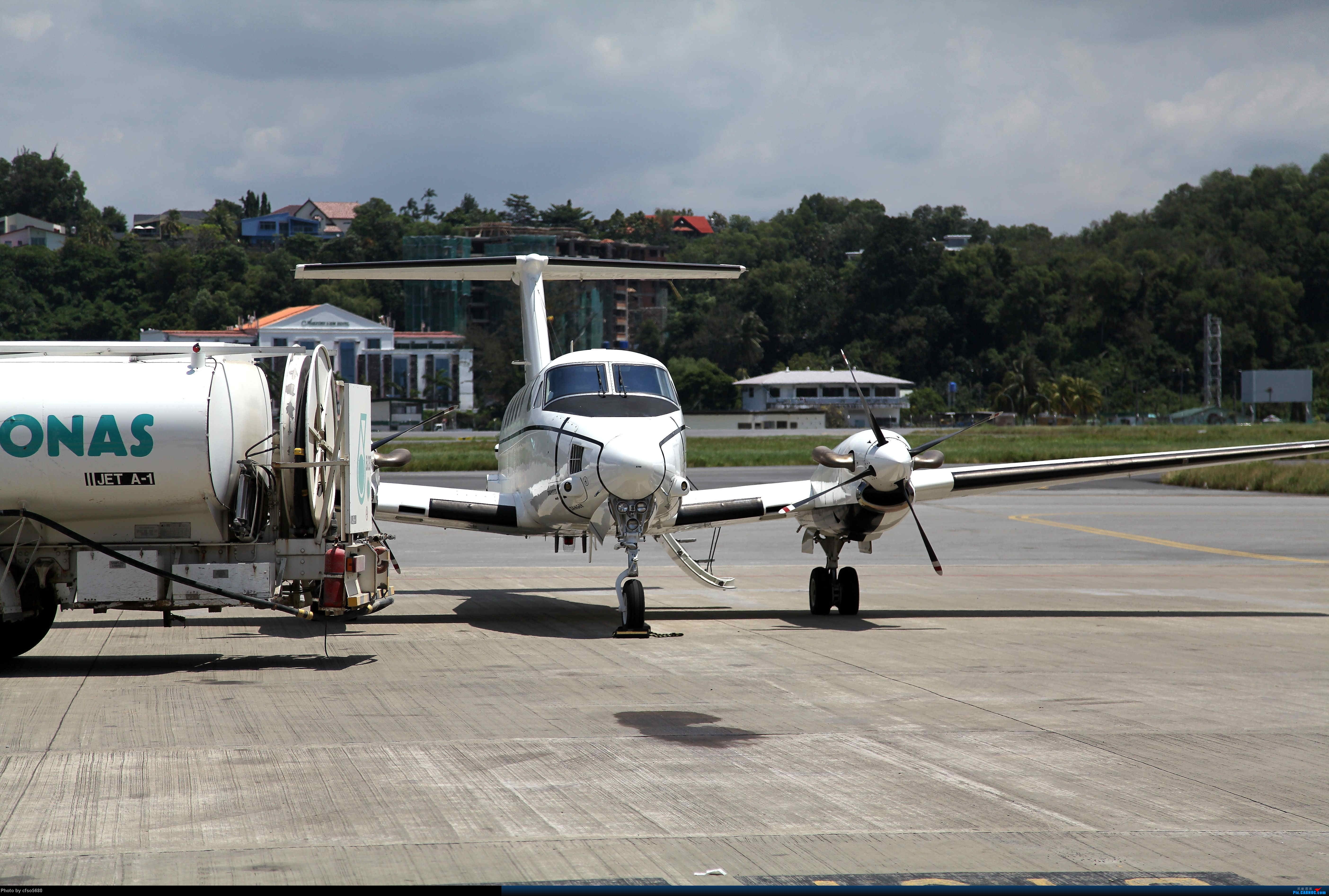 Re:[原创]2013大马拍机之旅,有彩绘、有380,飞机多多,惊喜多多。 KINGAIR-350 40152 BKI