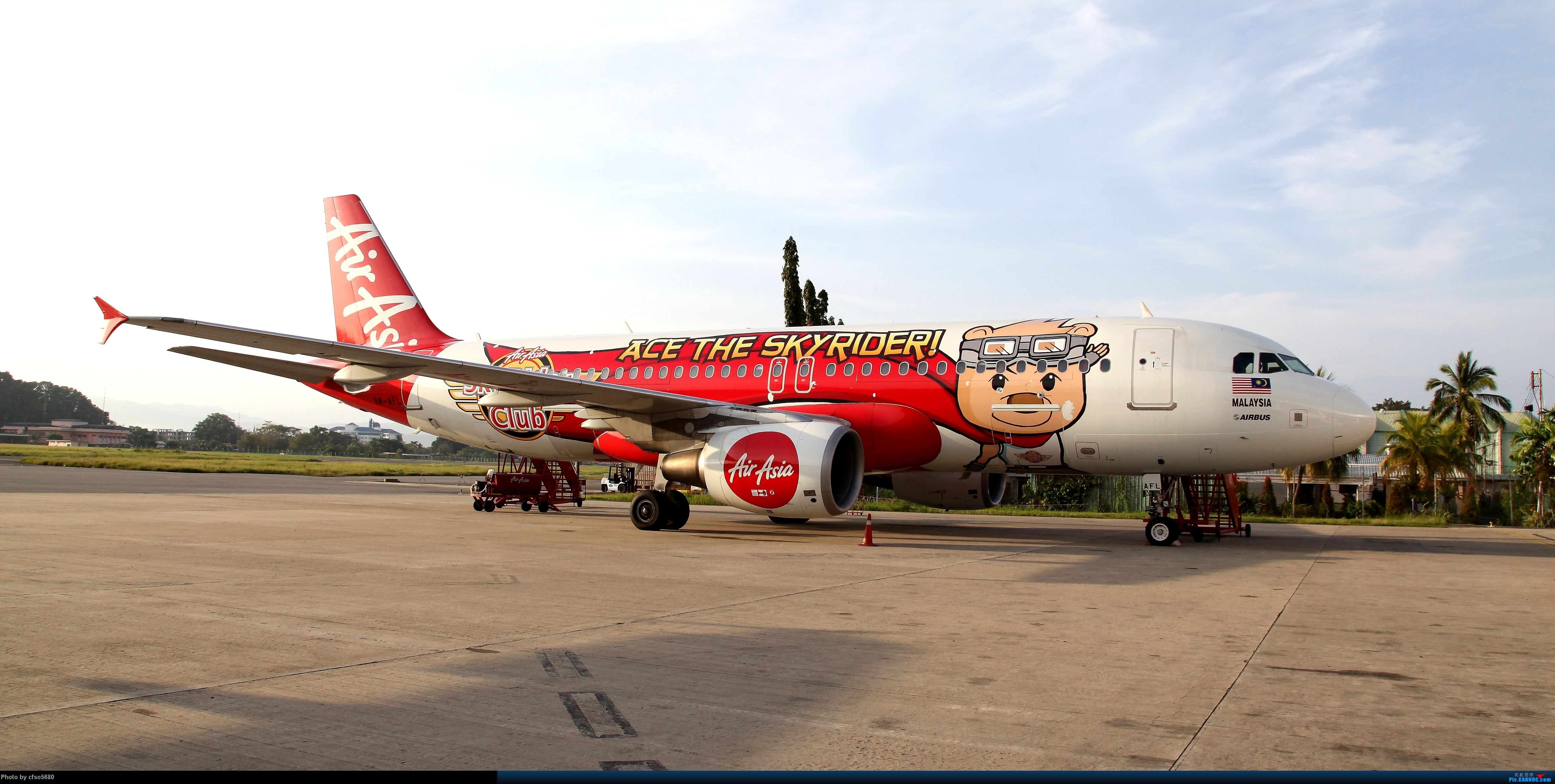 Re:[原创]2013大马拍机之旅,有彩绘、有380,飞机多多,惊喜多多。 AIRBUS A320-200 9M-AFL WBGG