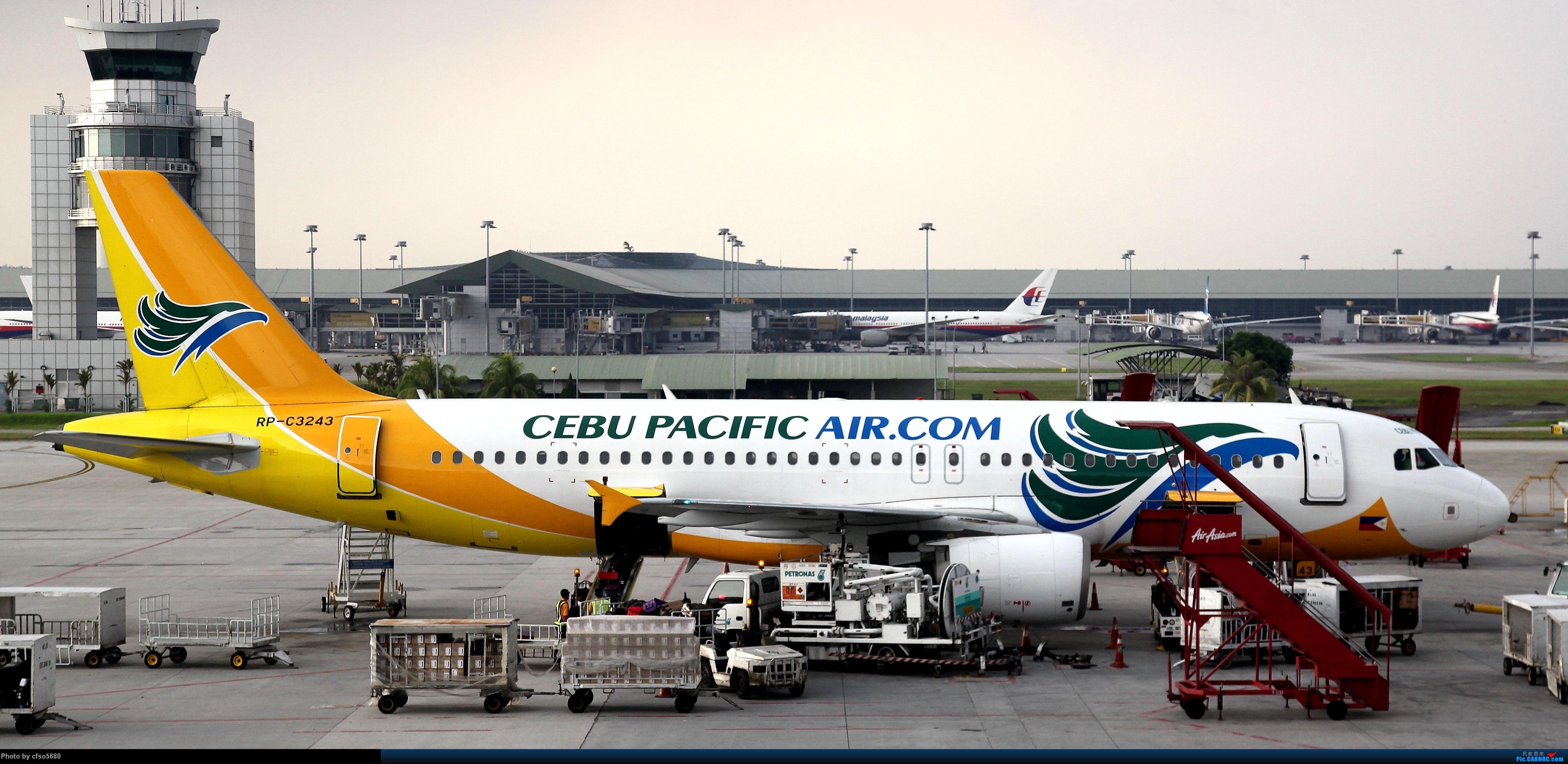 Re:[原创]2013大马拍机之旅,有彩绘、有380,飞机多多,惊喜多多。 AIRBUS A320-200 RP-C3243