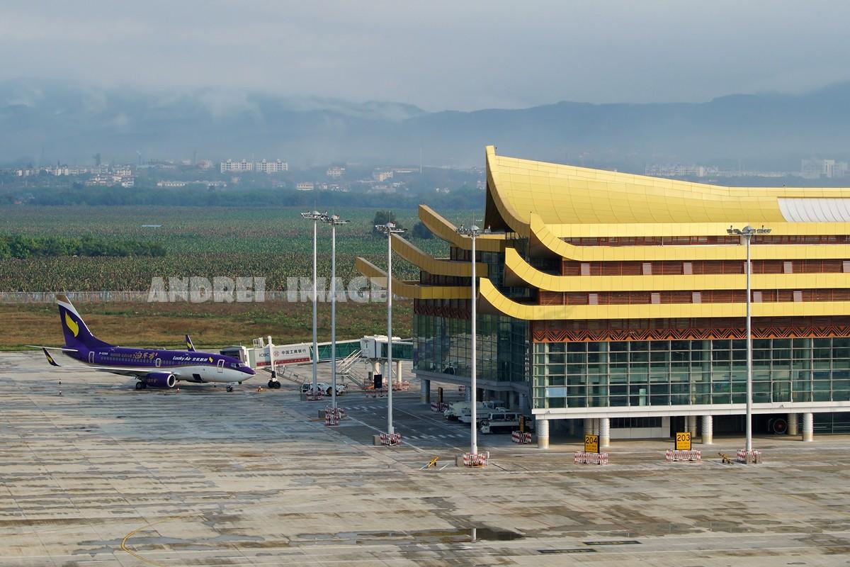 Re:[原创][Andrei] ☆☆云南机场系列☆☆----西双版纳嘎洒国际机场    中国景洪(西双版纳)机场