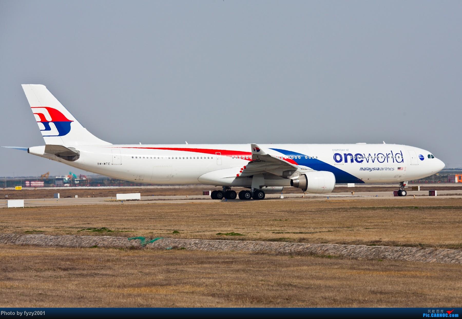 Re:[原创][无锡西站]3月RP爆表的拍摄-各种MD11~1800超大图 AIRBUS A330 9M-MTE 中国上海浦东机场