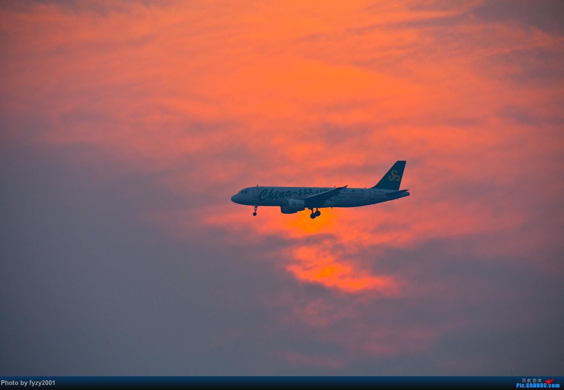Re:[原创][无锡西站]3月RP爆表的拍摄-各种MD11~1800超大图 AIRBUS A320-200 B-6667 中国上海浦东机场
