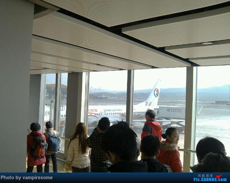 Re:Re:Re:[原创]【昆明的天空】东航云南公司孔雀彩绘全纪录 BOEING 737-800  长水机场