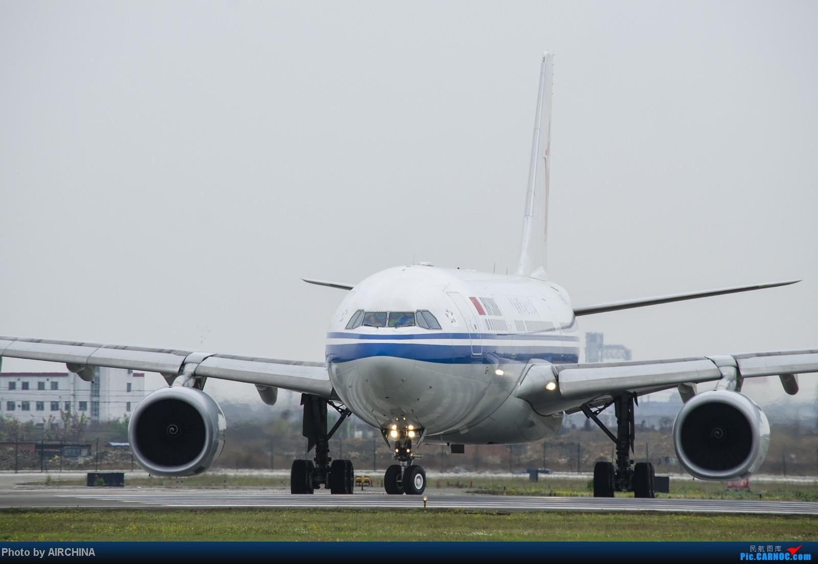 Re:[原创]天气好了,溜机场散散步。    中国成都双流机场