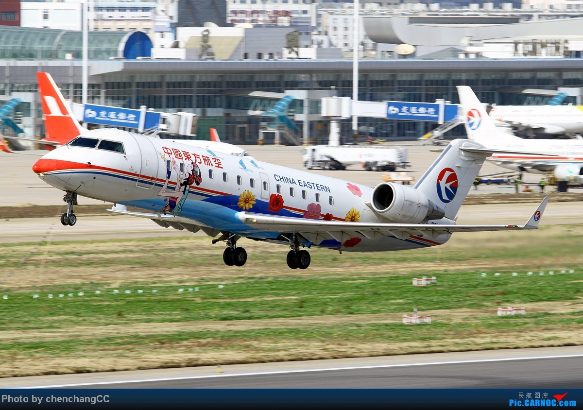 Re:[原创]【chenchangCC】继续丢库存,慢慢丢!关键词:巫家坝! BOMBARDIER (CANADAIR) CRJ-200 B-3013 中国昆明巫家坝机场