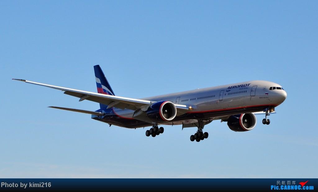 Re:kimi--银棍的一天 Aeroflot VP-BGD BOEING 777-300 VP-BGD