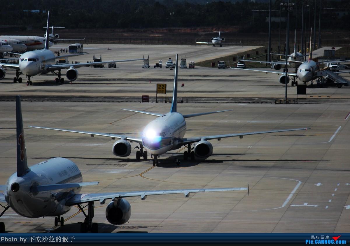 Re:[原创]【海南飞友会】【猴子出品】小岛寒假拍机汇总~在祖国的最南边用生命拍机~SYX篇~ BOEING 757-200 FY-FLG 中国三亚凤凰机场 中国三亚凤凰机场
