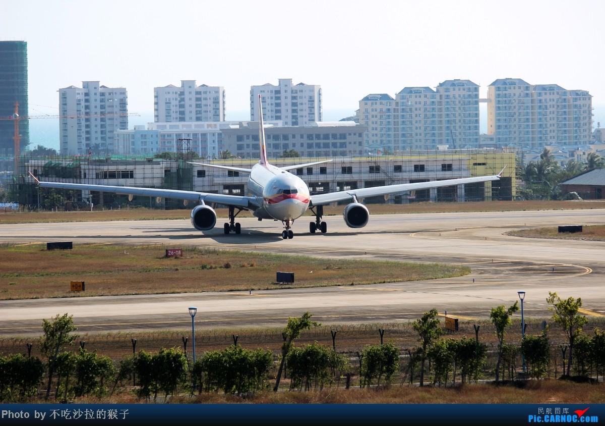 Re:[原创]【海南飞友会】【猴子出品】小岛寒假拍机汇总~在祖国的最南边用生命拍机~SYX篇~ AIRBUS A330 B-LNK 中国三亚凤凰机场