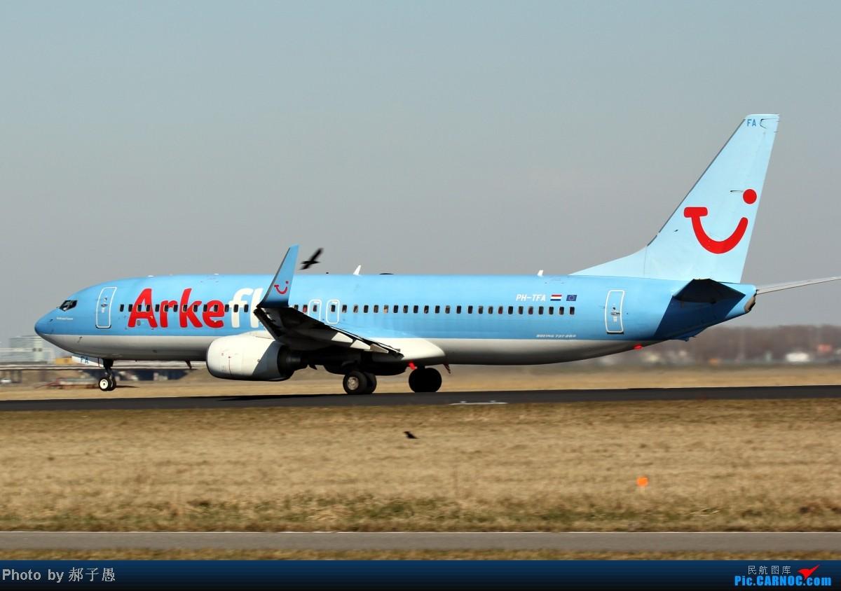 Re:[原创]【超长游记】【荷兰自驾游】阿姆斯特丹机场拍机+欧洲风光(A380、MD-11) BOEING 737-800 PH-TFA 荷兰荷兰阿姆斯特丹斯史基浦(西霍普)机场