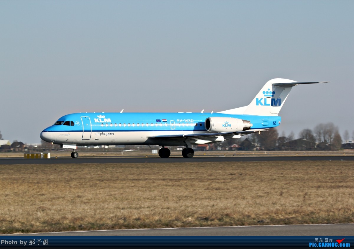 Re:[原创]【超长游记】【荷兰自驾游】阿姆斯特丹机场拍机+欧洲风光(A380、MD-11) FOKKER 70 PH-WXD 荷兰荷兰阿姆斯特丹斯史基浦(西霍普)机场