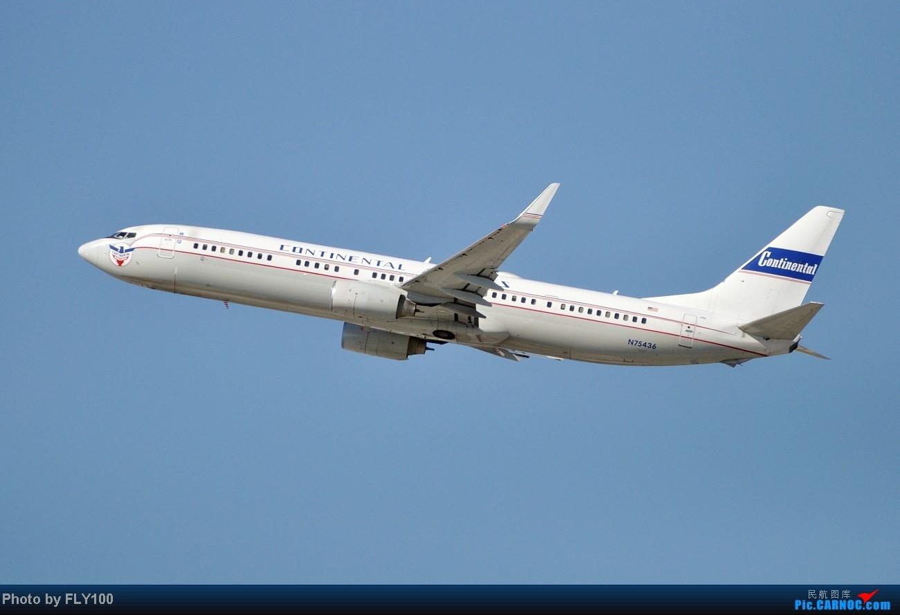 Re:【LAX】春天来了,炎热的夏天还遥远吗 BOEING 737-900 N75436 美国洛杉矶机场