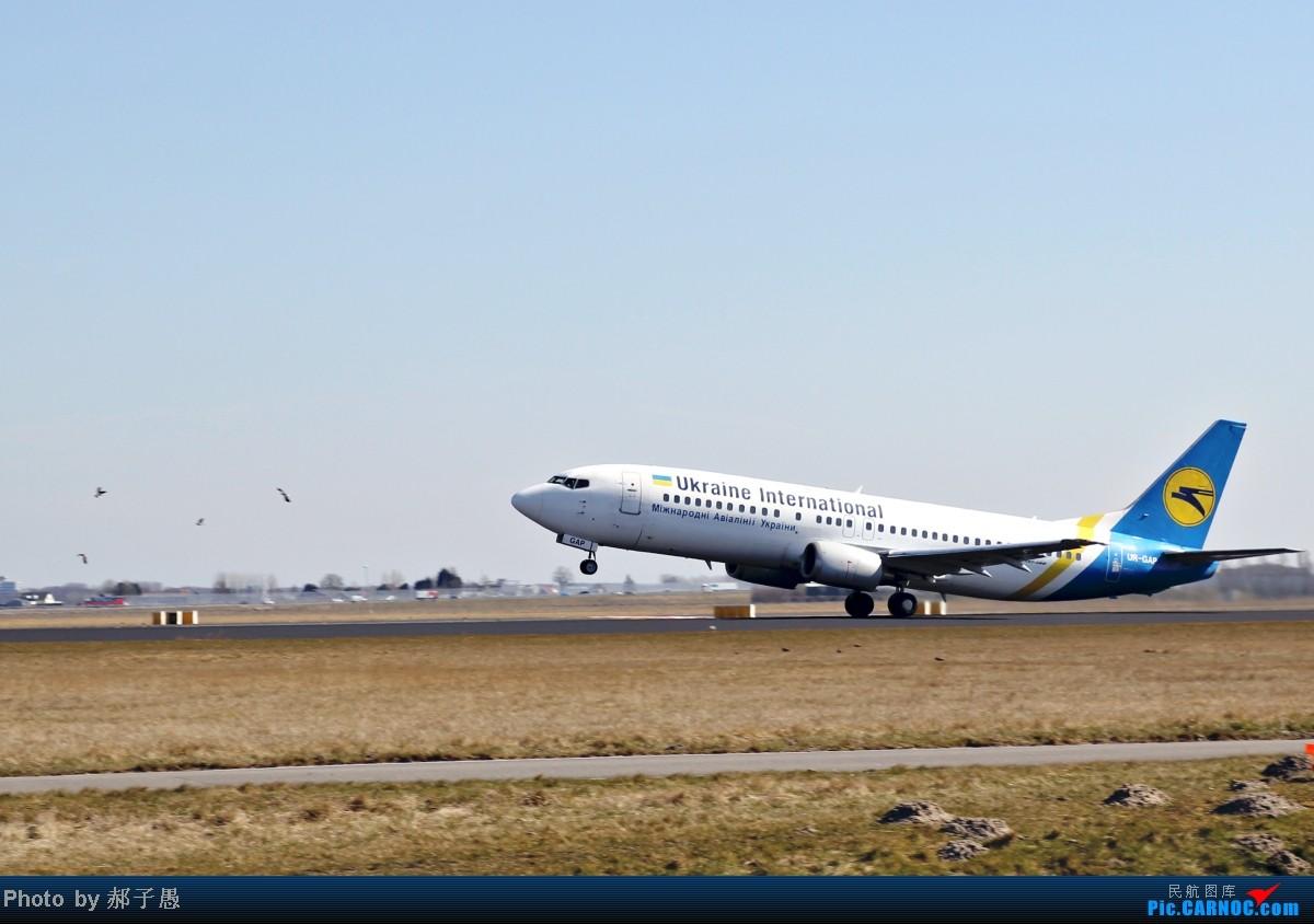 Re:[原创]【超长游记】【荷兰自驾游】阿姆斯特丹机场拍机+欧洲风光(A380、MD-11) BOEING 737-800 UR-GAP 荷兰荷兰阿姆斯特丹斯史基浦(西霍普)机场